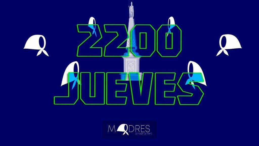 2200 Jueves
