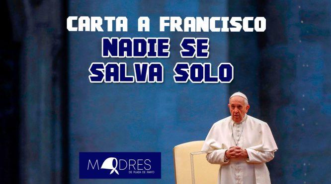 Carta de Hebe de Bonafini al Papa Francisco