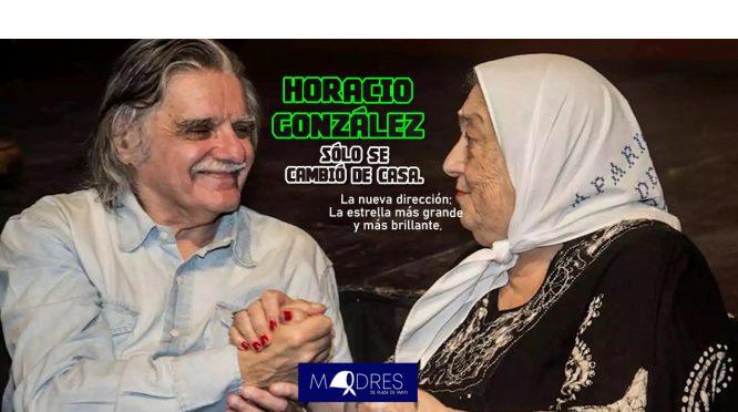 A Horacio González
